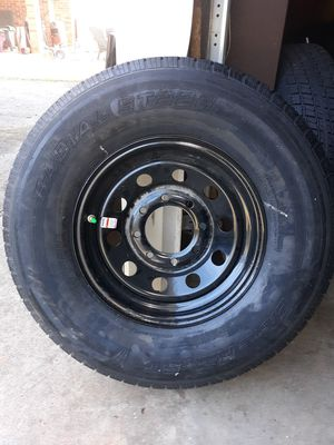 Trailer tire and wheel for Sale in Lyman, SC