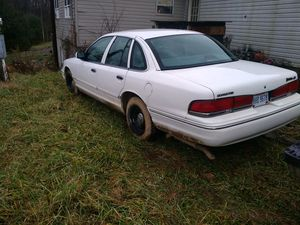 97 crown Victoria for Sale in Roseville, OH