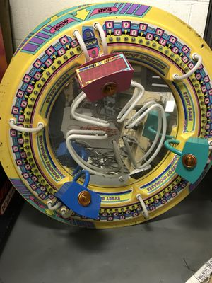 Cyclone lights for video arcade redemption game for Sale in Fresno, CA
