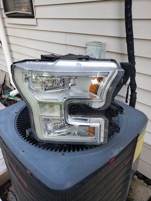 2016 F-150 Platinum LED headlight assembly for Sale in Gonzales, LA