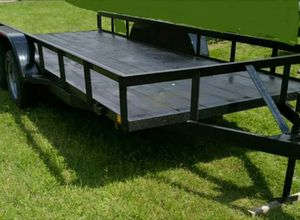 2020 Angle Top Utility Trailer for Sale in Dallas, TX