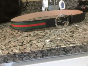 Gucci belt for Sale in Garfield Heights, OH