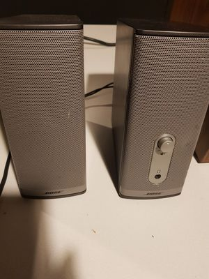 Bose laptop speakers for Sale in Columbus, OH