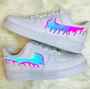 Custom AF1 Nike's for Sale in Melvindale, MI