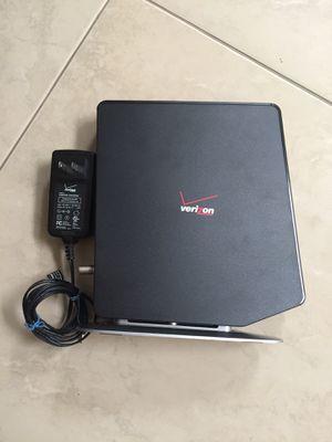 Verizon router and modem for Sale in La Palma, CA