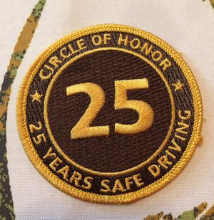 United Parcel Service Circle of Honor Badge for Sale in San Leandro, CA