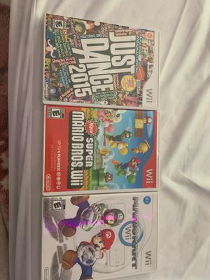 Wii Games for Sale in Pembroke Pines, FL