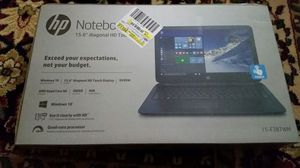 HP 15-f387wm Notebook for Sale in Columbia, MD