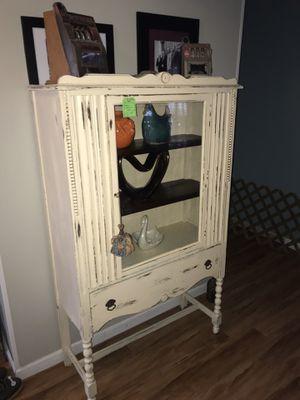 Antique cabinet for Sale in Kernersville, NC