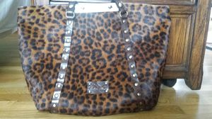 New Patricia Nash benvenuto leopard tote handbag for Sale in Bellevue, WA