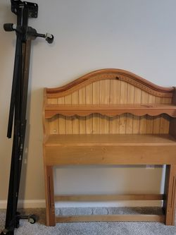Twin Headboard And Bedframe for Sale in Dublin,  OH