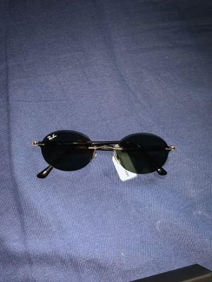 Brand New Ray-Ban Oval Sunglasses Olive for Sale in Santa Ana, CA