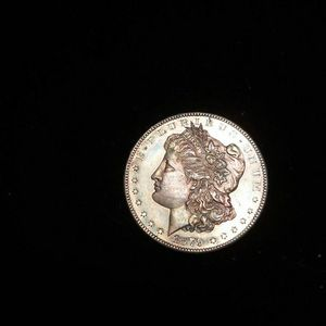 Toned (Deep Mirrors)Morgan (Genuine Coin) for Sale in Neenah, WI