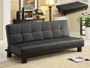 Adjustable Futon Sofa $259 BUY ONLINE SAME DAY DELIVERY! for Sale in Richmond, TX
