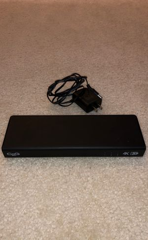 C2G 2 Port HDMI Splitter for Sale in Frederick, MD