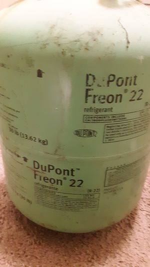Freon tank 25% full for Sale in Santa Ana, CA