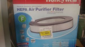 Honeywell air purifier filter for Sale in Riverside, CA