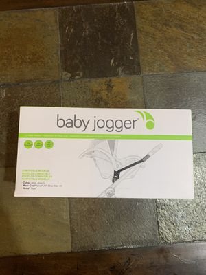 Baby jogger stroller adapter for Sale in Scottsdale, AZ