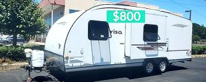 🍁$ 800 Selling my 2010 Gulf Stream VISA RVS🍁 for Sale in Lexington, KY