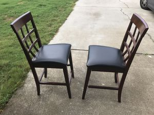 Counter Height Wood Chairs for Sale in Mableton, GA