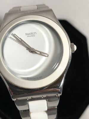 Like new Swatch watch women's watch for Sale in Montclair, CA