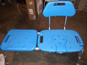 Shower transfer bench for Sale in Stockton, CA