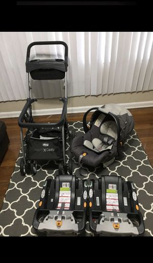 Chicco KeyFit30 Travel System for Sale in Dumfries, VA
