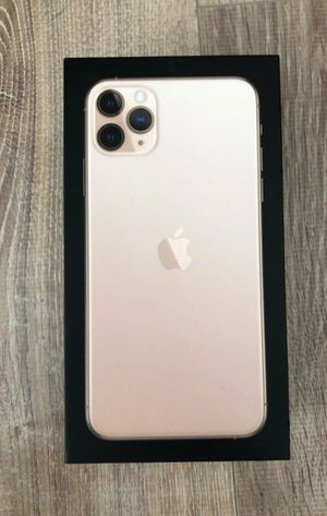 IPhone 11 Pro Max -No Credit Check - Same Day Pickup - Financing Option for Sale in Sacramento, CA