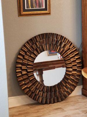Decorative mirror wall piece for Sale in Schertz, TX