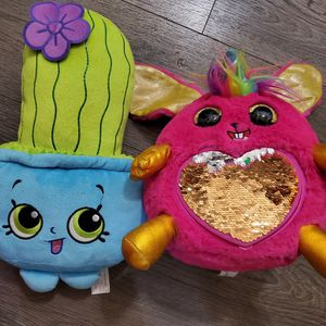 Rainbocorn Surprise Plushie And Shopkin $5 for Sale in Westminster, CA