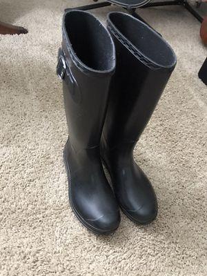 Rain boots- women's size 6 for Sale in Decatur, GA