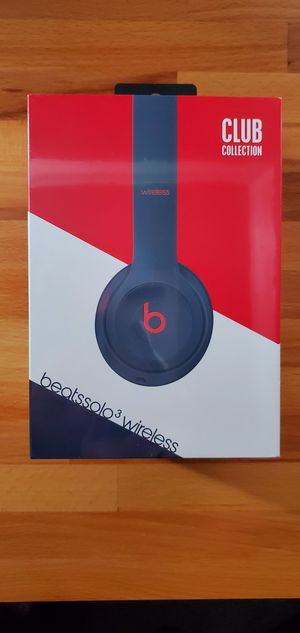 Beats Solo 3 Wireless Club Collection for Sale in San Antonio, TX