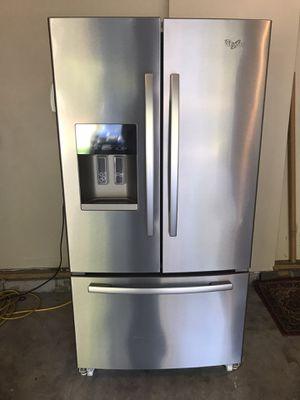 Whirlpool French Door Refrigerator for Sale in Kirkland, WA