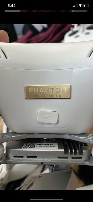 phantom professional drone for Sale in Santa Clara, CA