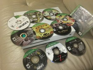 Xbox one with games for Sale in Woodbridge, VA