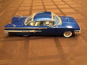 1960 Chevy Impala - Diecast 1:24 for Sale in Montebello, CA
