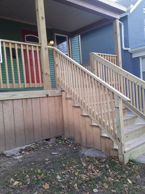 Porch building for Sale in Buffalo, NY