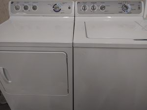 GE WASHER AND DRYER for Sale in Lewisville, TX