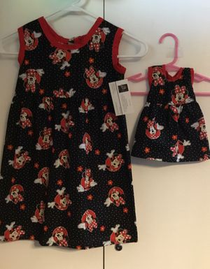 Mickey Mouse dress a two piece set for Sale in Underhill, VT