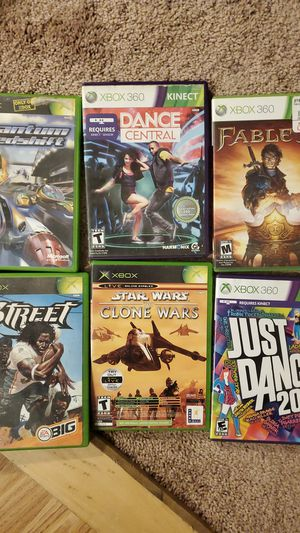 XBOX 360 games for Sale in Madison, OH