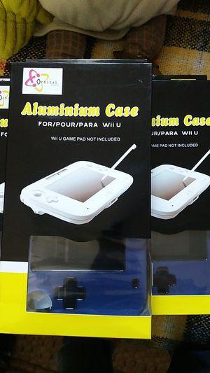 Nintendo Wii U blue case!!! for Sale in Los Angeles, CA