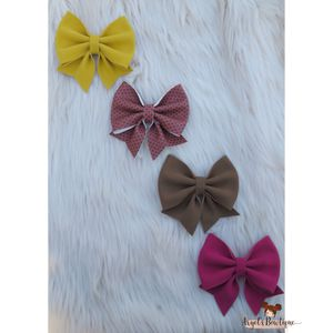 Fall kids hair bows for Sale in Poway, CA