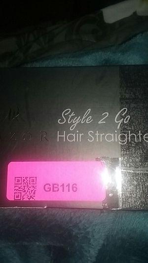 Wazar professional Hair straightener for Sale in Lodi, CA