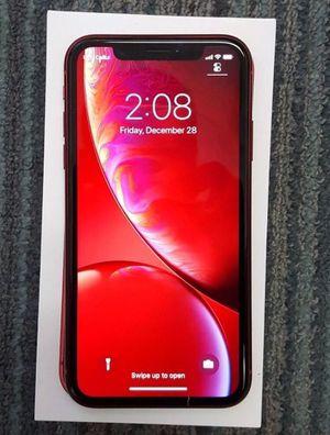 iPhone XR (unlocked) for Sale in Britt, IA