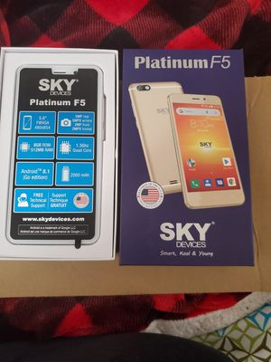 Sky Platinum for Sale in Victorville, CA