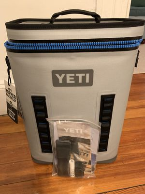 BRAND NEW W/TAGS YETI COOLER - RETAILS FOR $300 for Sale in Cambridge, MA