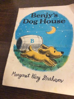 1973, Benji's Dog House, Vintage Softcover book. for Sale in Colorado Springs, CO