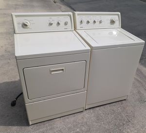 Washer and dryer delivered and installed for Sale in San Antonio, TX