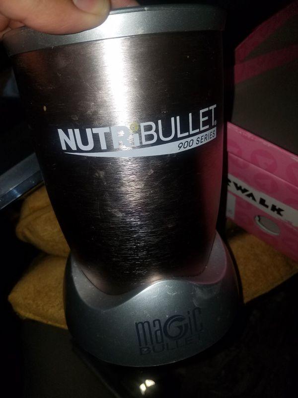 Nutri bullet pro series