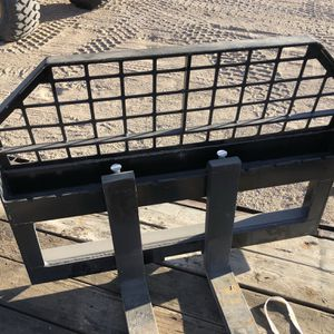 New Skid Steer Forks JBX 4000 Heavy Duty for Sale in Apple Valley, CA